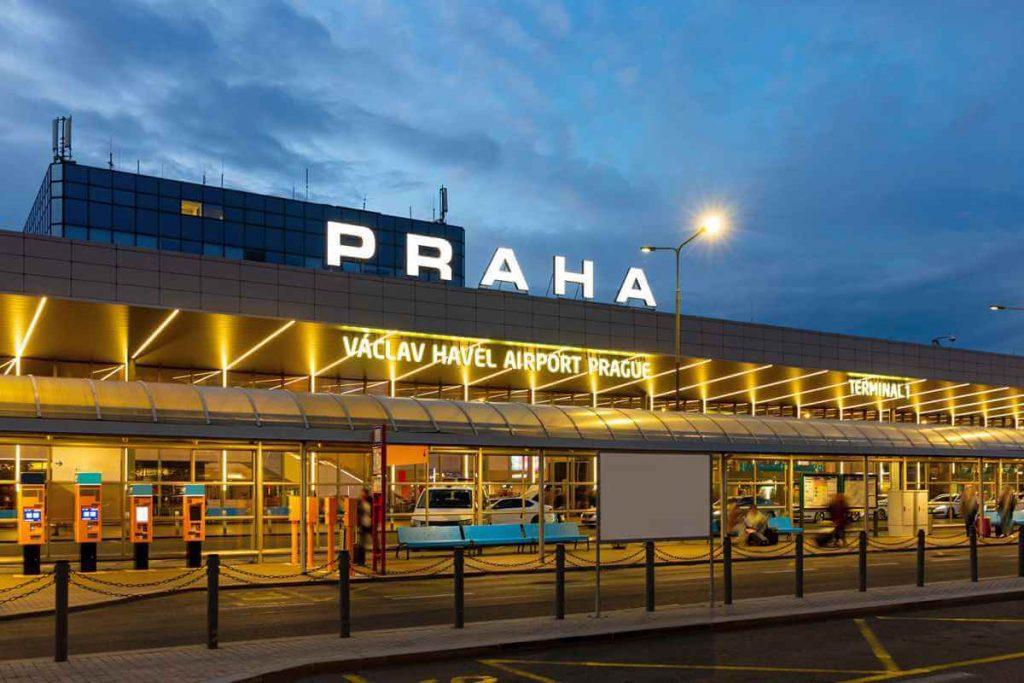 Taxi na letisko Praha Václava Havla - Komfortne a výhodne od 310 €